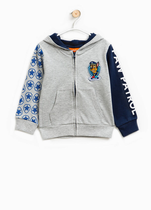 Sweatshirt with print and Paw Patrol patch | OVS
