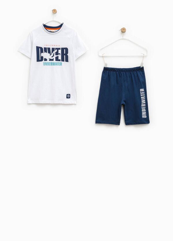 100% Biocotton pyjamas | OVS
