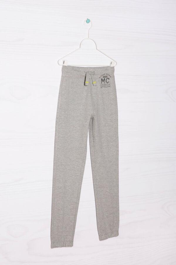 Pantaloni in cotone con coulisse | OVS