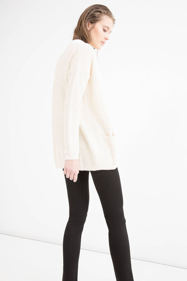Cardigan tricot misto cotone | OVS