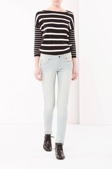 Skinny fit jeans, Light Wash, hi-res