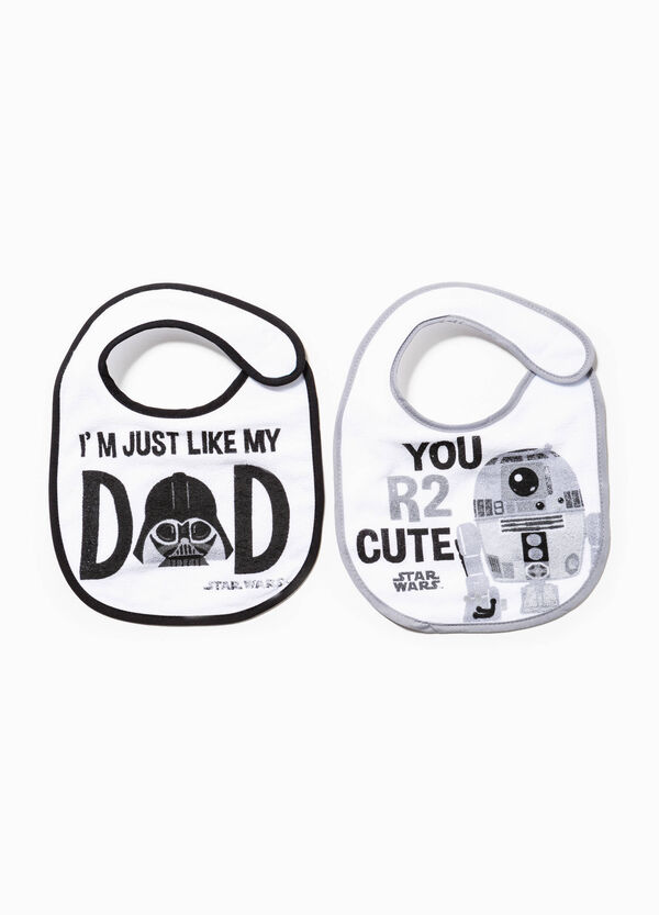 Two-pack bibs with Star Wars print | OVS