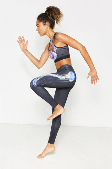 Skin Of Nature stretch leggings