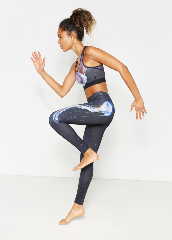 Skin Of Nature stretch leggings | OVS
