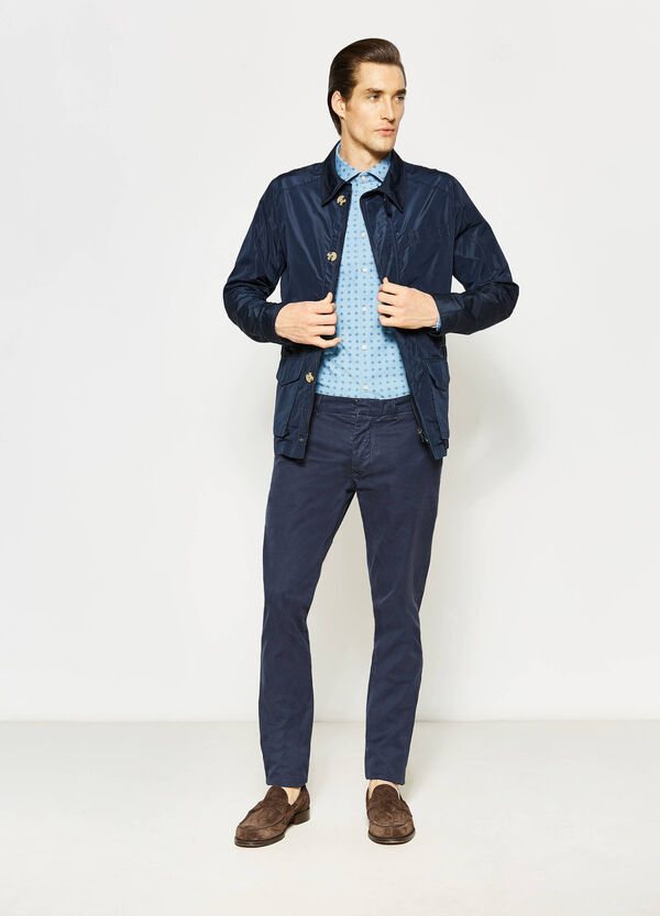 Rumford jacket with bluff collar | OVS