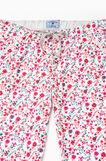 Set of two patterned pyjama bottoms, White/Black, hi-res