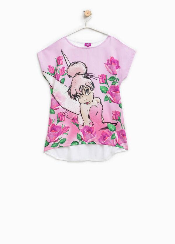T-shirt with Disney Fairies print | OVS