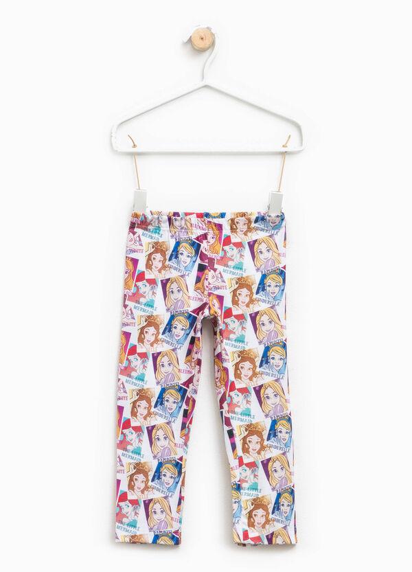 Disney Princess patterned leggings | OVS