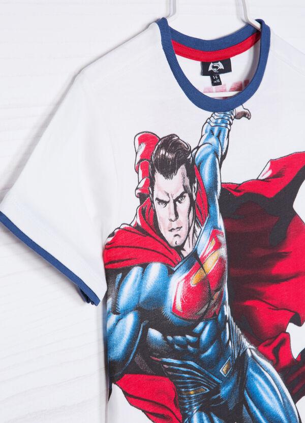 Completo cotone stampa Superman | OVS