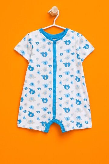 100% Biocotton sleepsuit