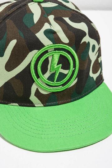 Cappello da baseball camouflage