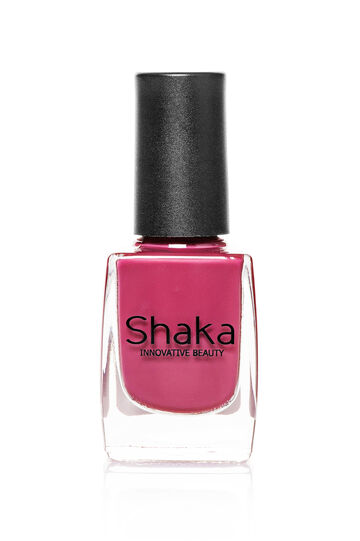 Bright and intense nail polish, Dark Pink, hi-res