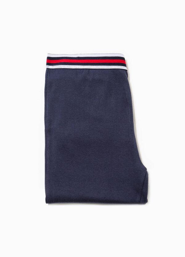 Pantalón de pijama en algodón 100% | OVS