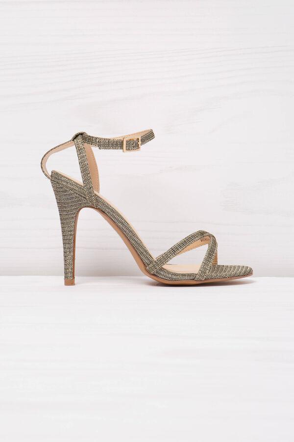 Sandals with heel | OVS