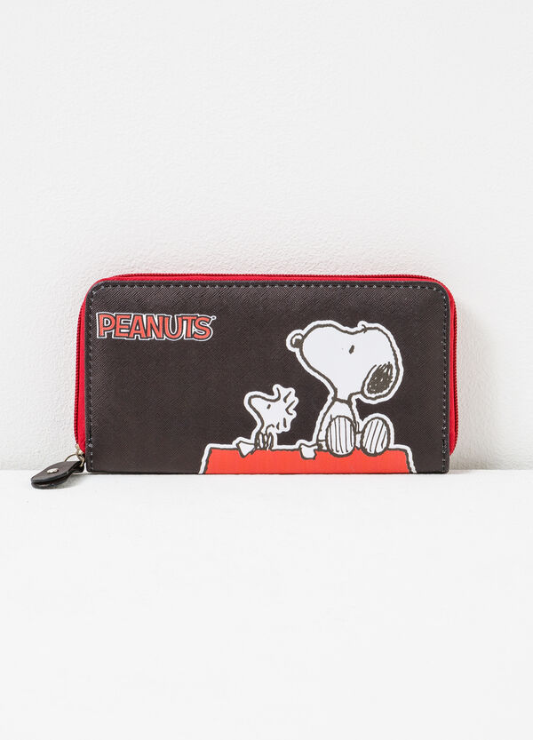 Wallet with Peanuts print | OVS