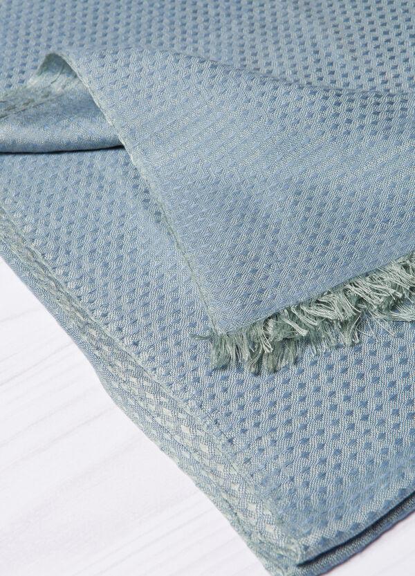 100% viscose scarf | OVS