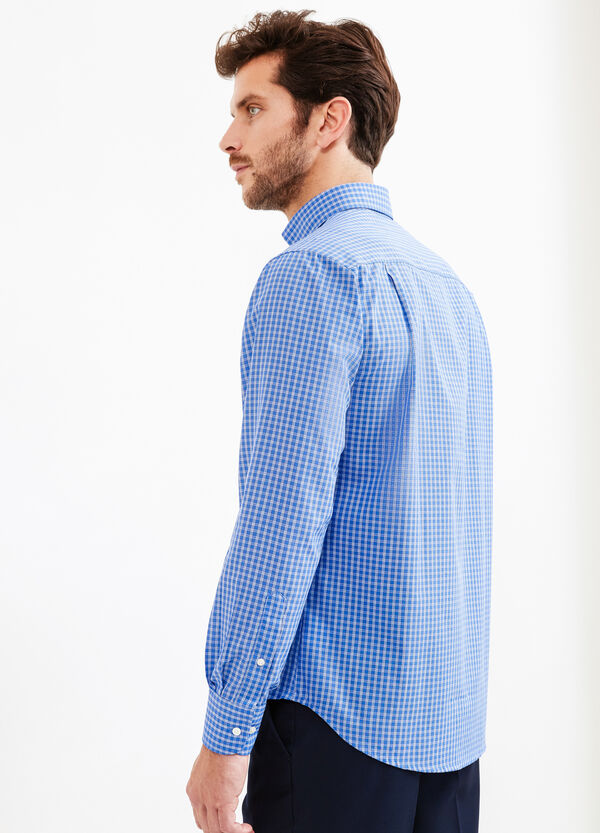 Check regular fit formal shirt | OVS