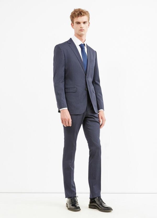 Elegant regular-fit viscose suit   OVS
