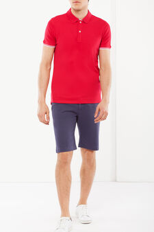 Bermuda chinos, Blu royal, hi-res