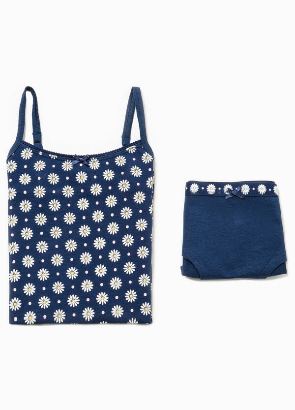 Daisy under vest and briefs set | OVS