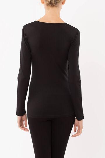 Under Tech T-shirt, Black, hi-res