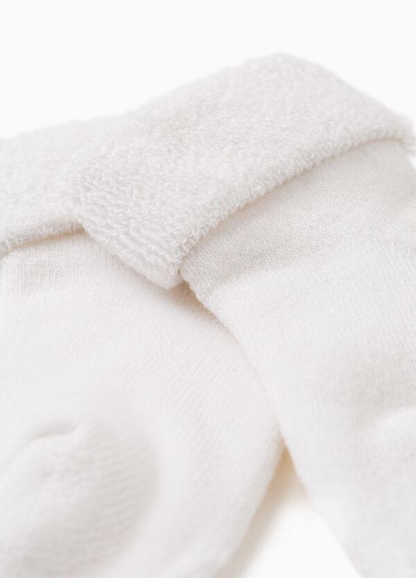 Calze corte misto cotone tinta unita   OVS