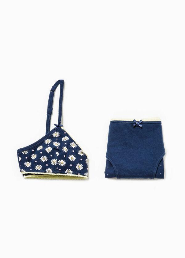 Daisy bra and briefs set | OVS