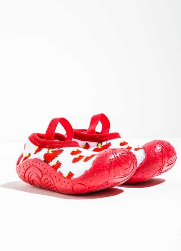 Patterned sock slippers | OVS