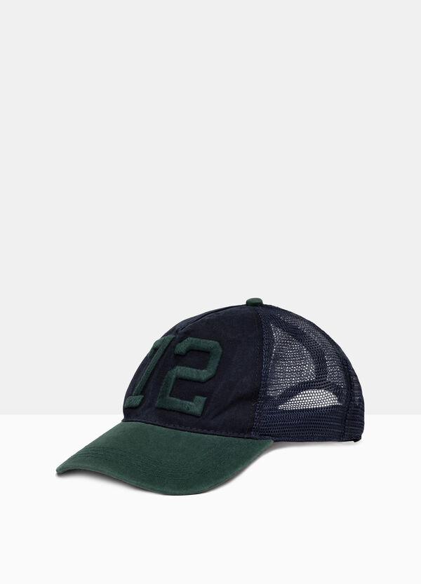 Baseball cap with mesh | OVS