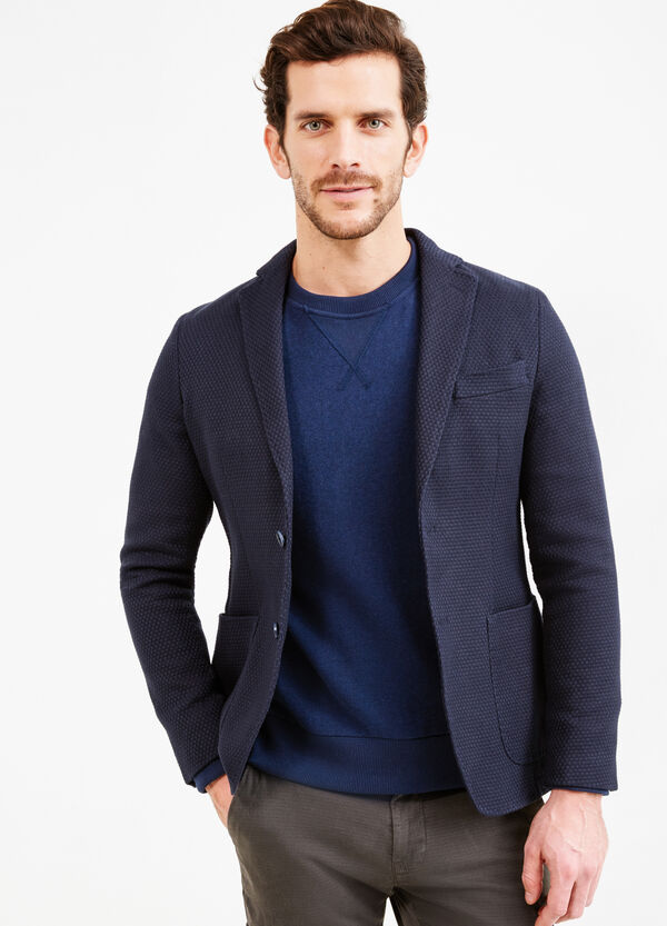 Two-button Rumford jacket with lapels | OVS