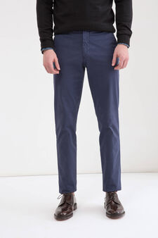 Rumford stretch trousers, Blue, hi-res