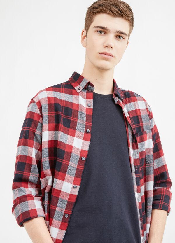 Camicia casual carré sulla schiena | OVS