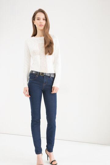 Jeans stretch skinny fit, Blu scuro, hi-res