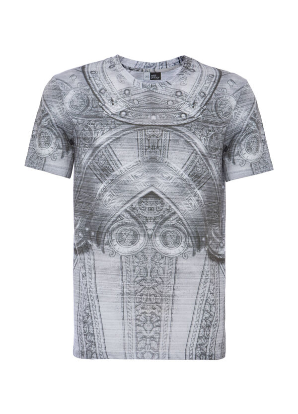 OVS Arts of Italy T-shirt with all-over print | OVS