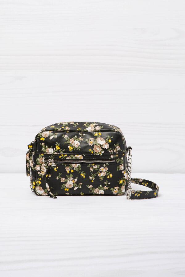 Mini bag tracolla fantasia floreale | OVS