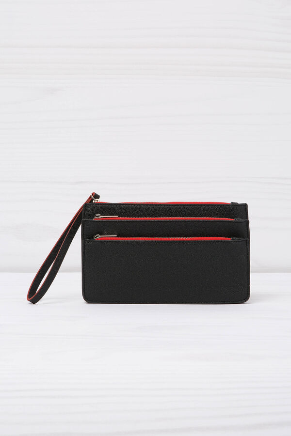 Wallet with three compartments | OVS
