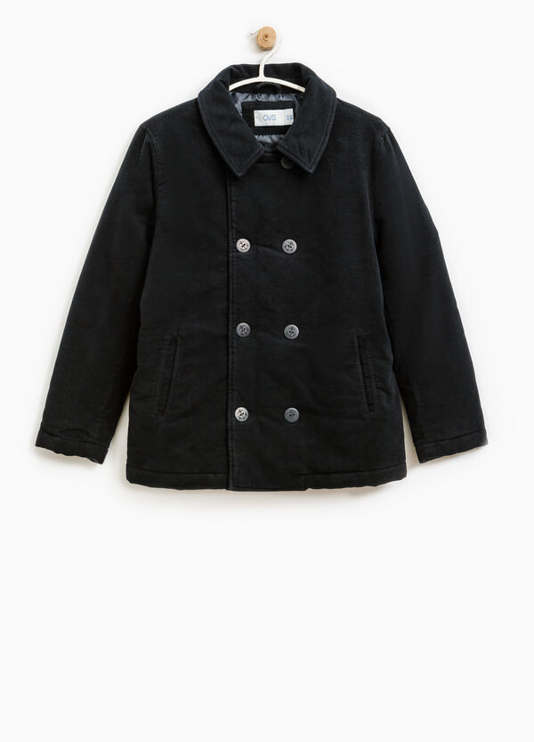Jacket with button fastening | OVS