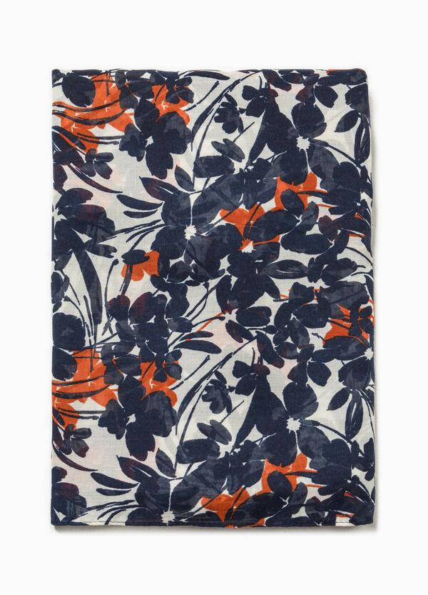 Bufanda con bordes de rayas | OVS
