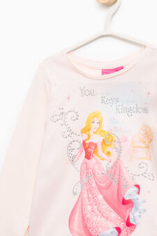 Sleeping Beauty T-shirt, Pink, hi-res