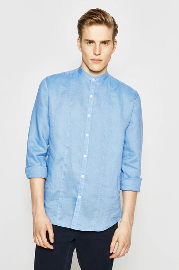 Casual 100% linen shirt