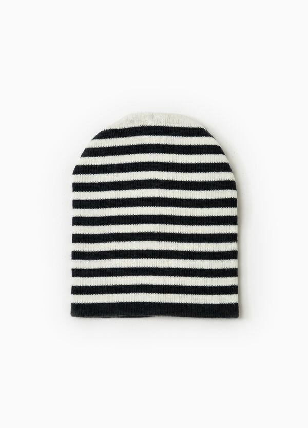 Striped beanie | OVS
