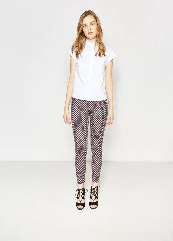 Pantaloni stampati all-over | OVS