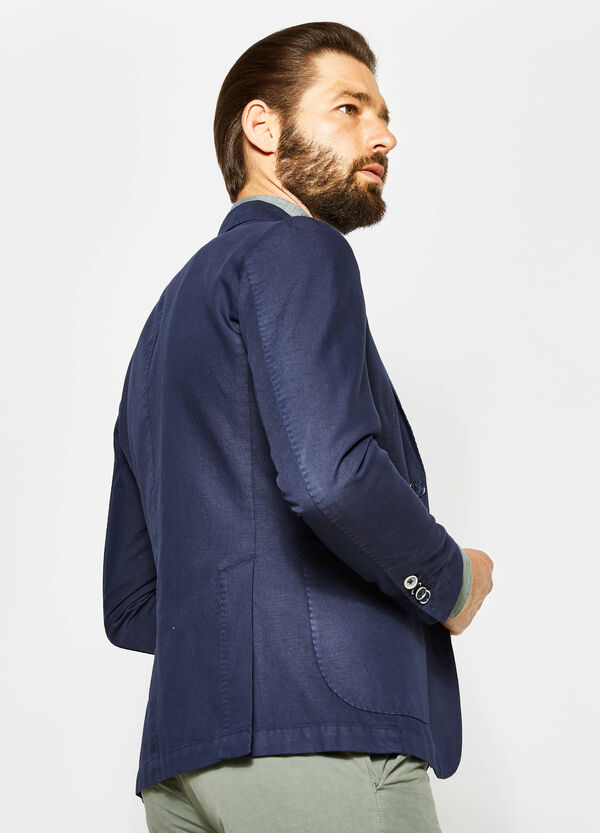 Rumford jacket with pocket handkerchief | OVS