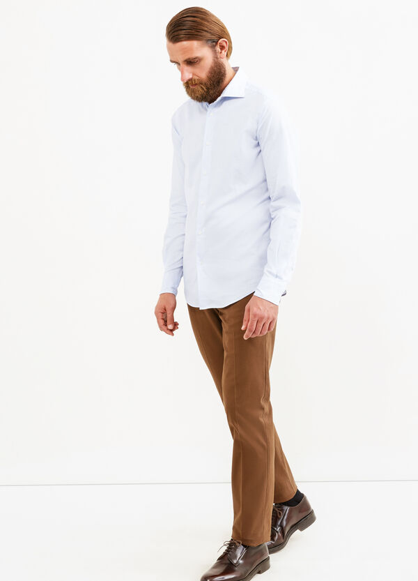 Camicia casual Rumford slim fit | OVS