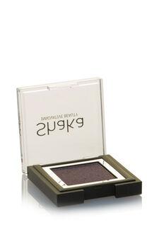 Compact eyeshadow with metal effect, Purple, hi-res