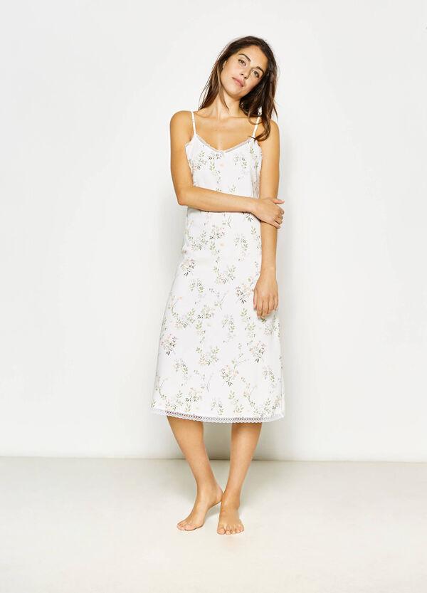 Camisón con estampado floral | OVS