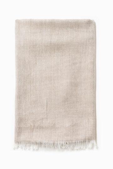 Solid colour 100% viscose scarf