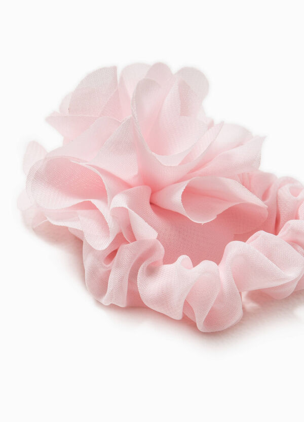 Hair elastic with tulle flower   OVS