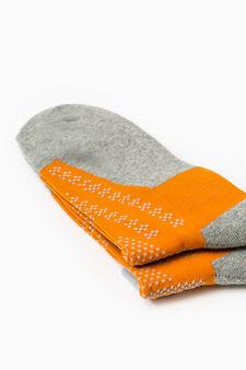 Set due paia calze OVS Active Sport Training, Arancione fluo, hi-res