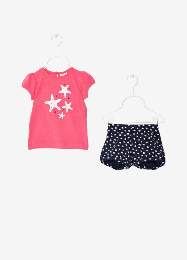Completino maglietta e shorts | OVS